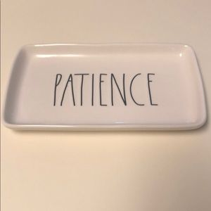 Rea Dunn Patience dish/plate/ring holder
